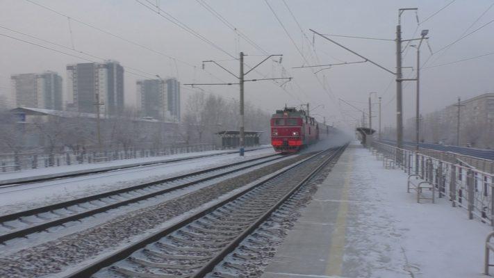 поезда Красноярск кружка