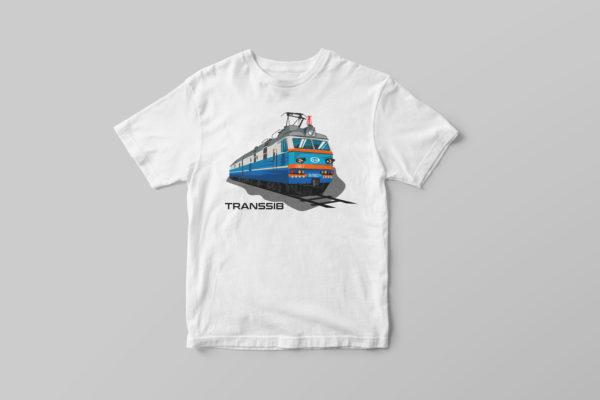 электровоз поезд