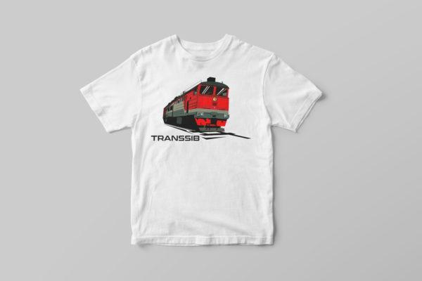 поезд транссиб